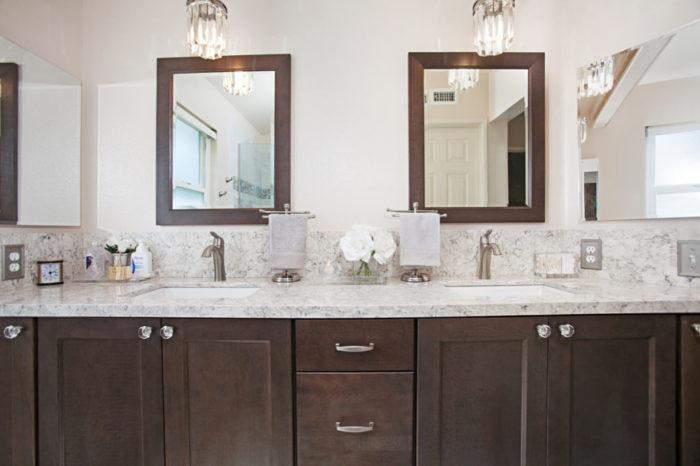 Vanity remodeling san diego miramar kitchen bath for Miramar kitchen and bath