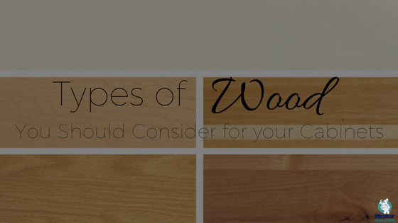 wood to consider for your cabinets maple, oak, cherry, hickory