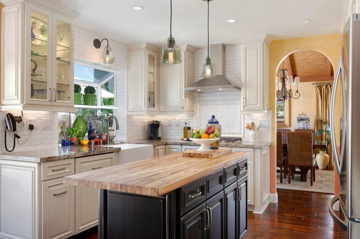 alma maple kitchen